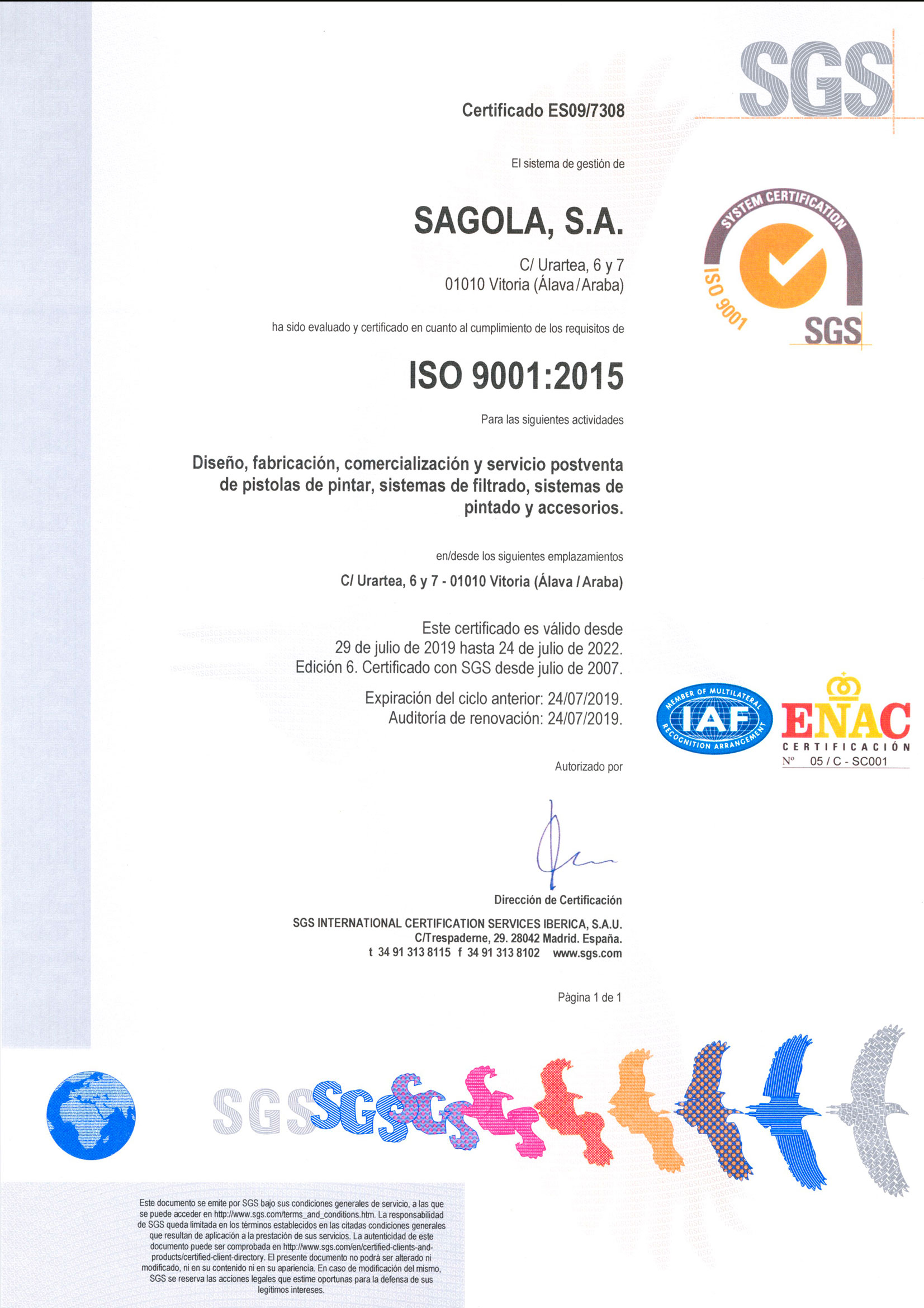 Document ISO 9001