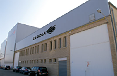 Sagola Warehouse Facade