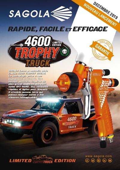 4600 Trophy Truck - Édition limitée