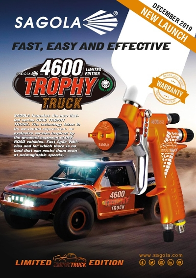 4600 Trophy Truck - Limited Edition