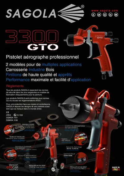 Affiches 3300 GTO
