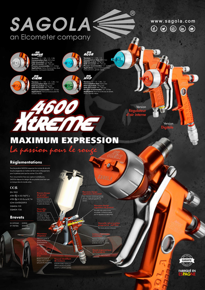 Affiches 4600 Xtreme