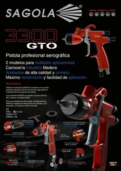 Cartel 3300 GTO