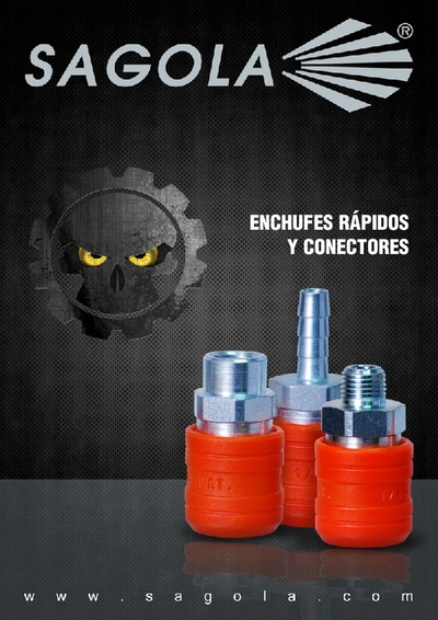 Catálogo Enchufes rápidos y conectores