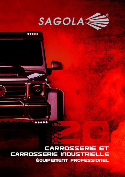 Catalogue Carrosserie