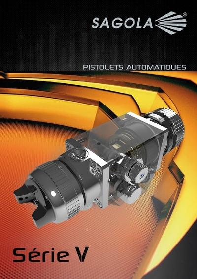 Catalogue Pistolets Automatiques