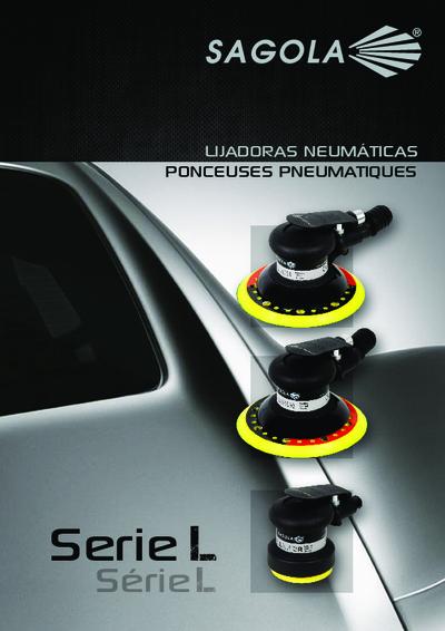 Catalogue ponceuses pneumatiques