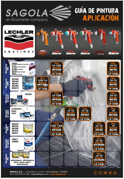 Guía aplicación Lechler