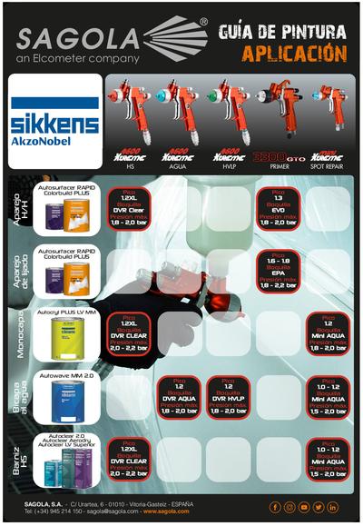 Guía Aplicación Sikkens