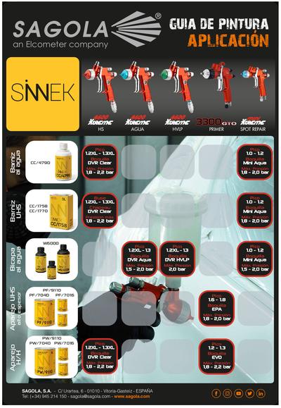 Guía aplicación Sinnek