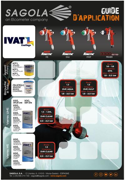 Guides d'application IVAT