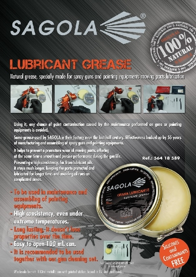 Lubricant grease