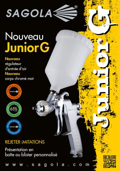 Pistolet Junior G