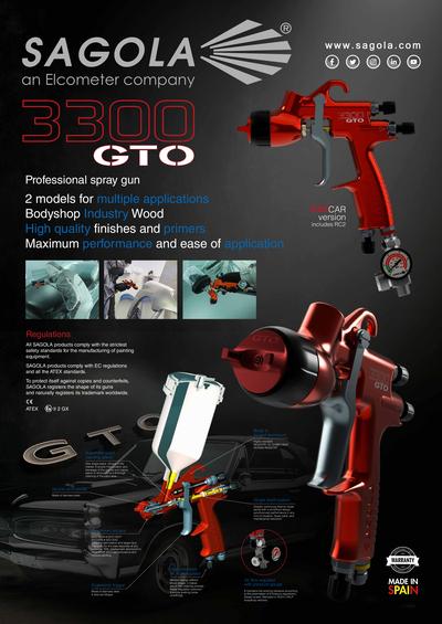 Poster 3300 GTO