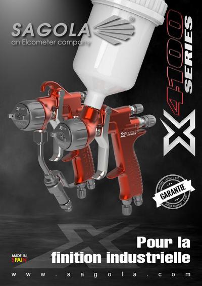 X 4100 Series