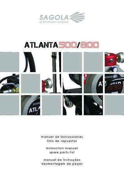 Atlanta 800