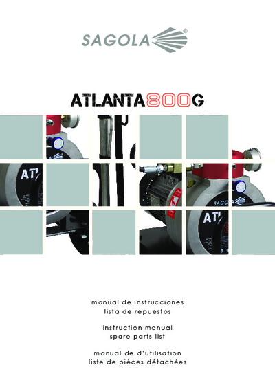 Atlanta 800 g