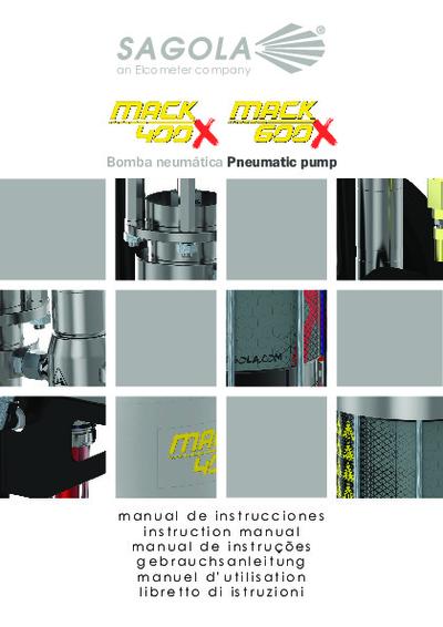 Mack 400 - 600