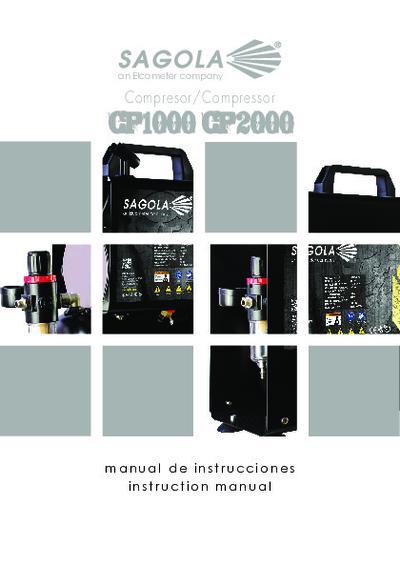Compresor CP1000