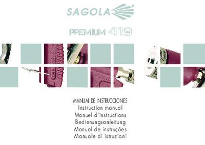 Premium 419 presión