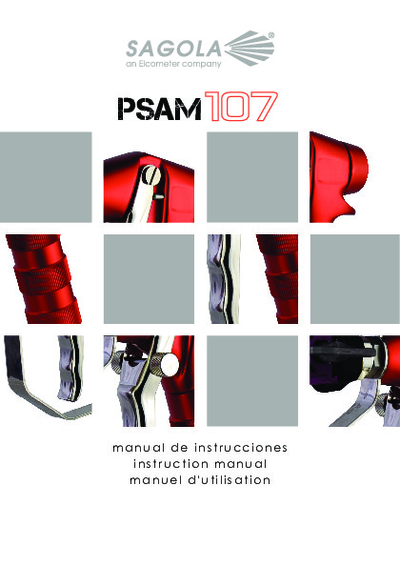 Pistola PSAM 107