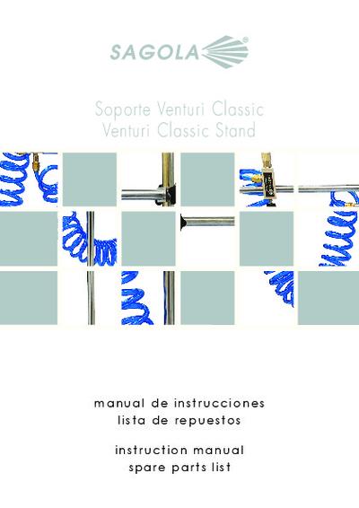 Soporte Venturi Classic