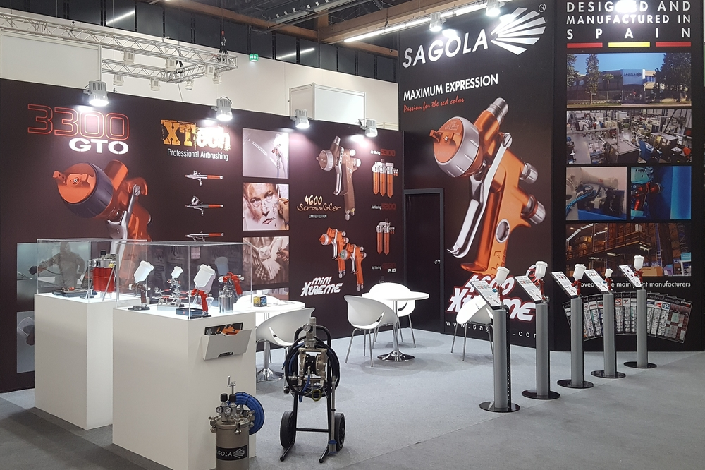 Sagola en Automechanika Frankfurt