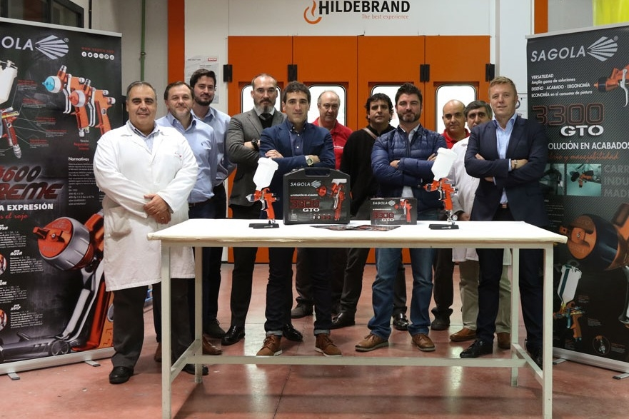 Sagola in Cesvimap, new products presentation