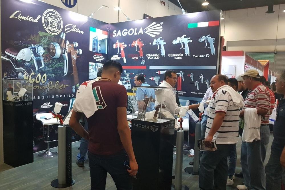 Mexico -Expo Cesvi 2018