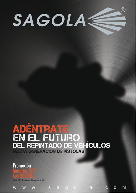 Bodyshop Brochure, Spain