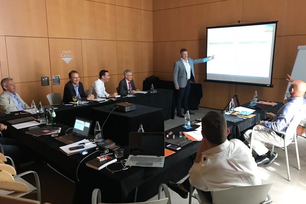 National Sales Meeting 2018