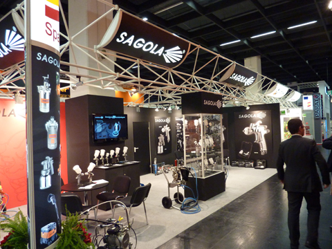 Sagola participates in the international Hardware Fair Cologne (Germany 2010)