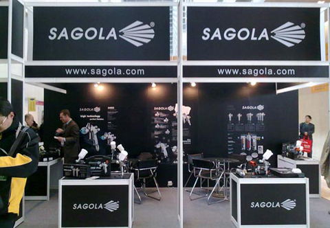 Sagola participates in the most important chinese fair for repair and car refinish