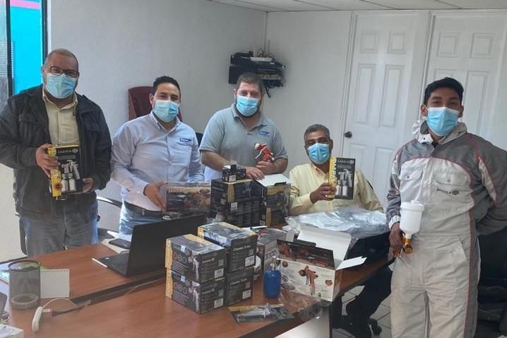 Sagola reinforces presence in Guatemala