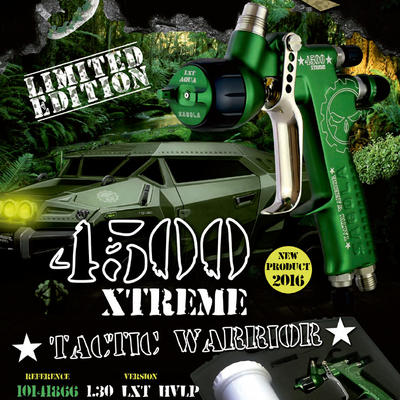 4500 XTREME TACTIC WARRIOR Limited Edition