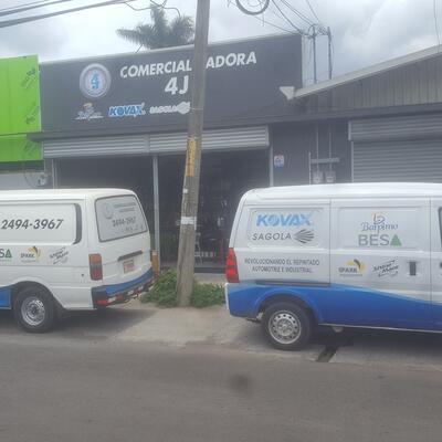Comercializadora 4J Costa Rica