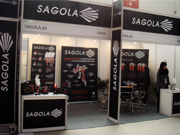 SAGOLA was presented at AMR 2012 in BEIJING (CHINA)