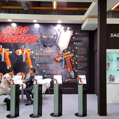 SAGOLA, satisfaction and success at AUTOMECHANIKA FRANKFURT