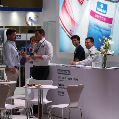 Roberlo Argentina and Sagola at Automechanika Buenos Aires 2018