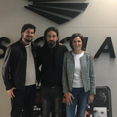 David Gatta visits Sagola