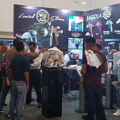 Mexico- Expo Cesvi 2018
