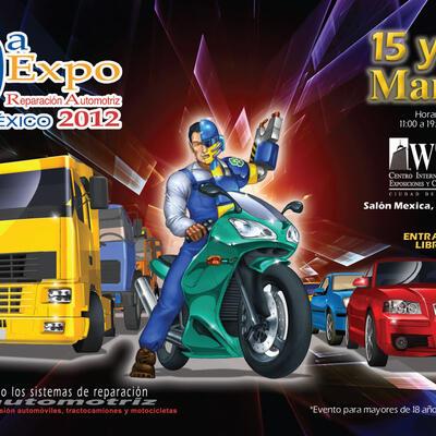 Feria EXPO CESVI MÉXICO 2012