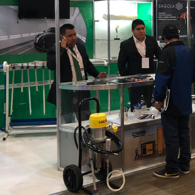 SAGOLA MEXICO present at the latest edition of EXPOCESVI