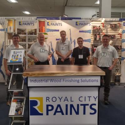 SAGOLA EXPONE EN LA FERIA WMS 2019 JUNTO A ROYAL CITY PAINTS