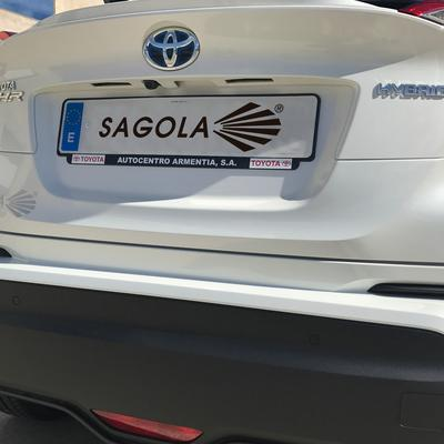 New cars for Sagola fleet