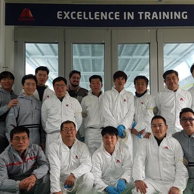 Axalta Korea training seminar