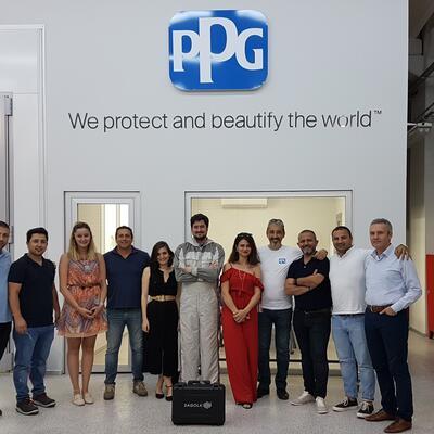 Jornadas formativas en PPG Turquía