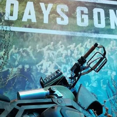 Days Gone Bike