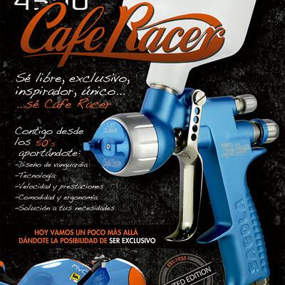 Nueva 4500 Café Racer