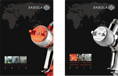 SAGOLA launches its NEW CATALOGUES for 2012